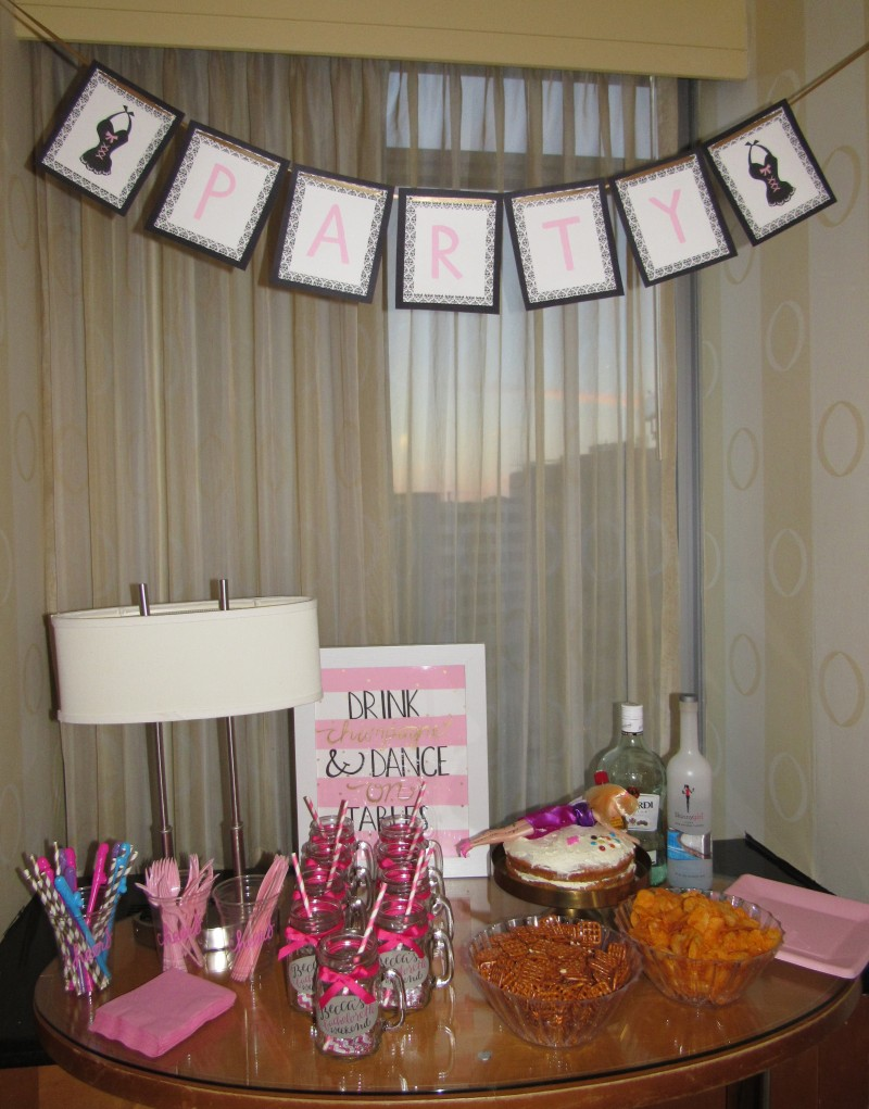 Hotel Room Party Decorations The Image